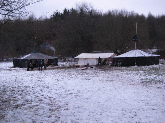 Im Jahr 2010 lag nicht so viel Schnee.